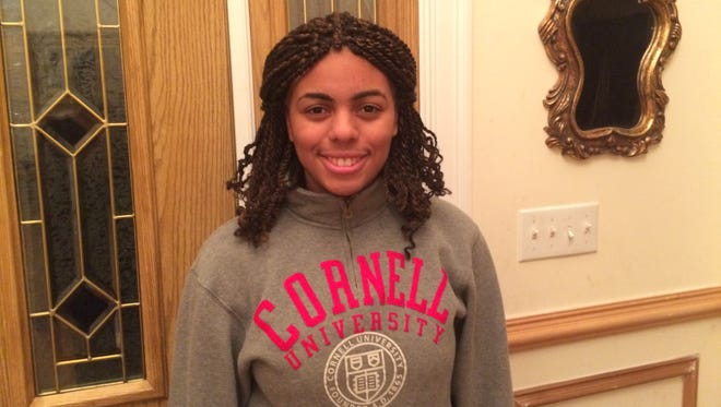 Tappan Zee's Sienna Perry is the Rockland Scholar-Athlete of the Week