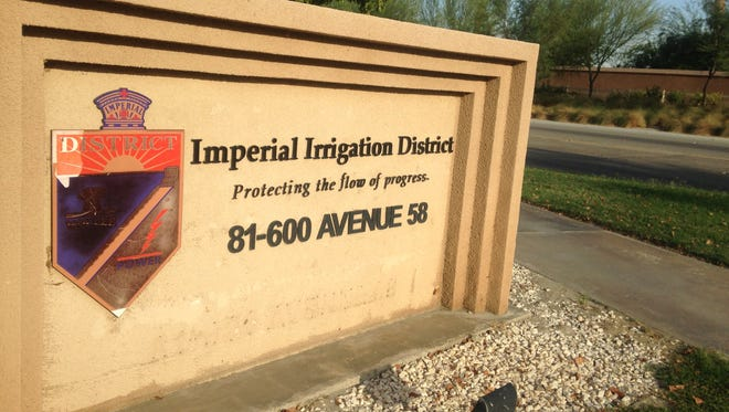 The Imperial Irrigation District's Coachella Valley office in La Quinta, California.