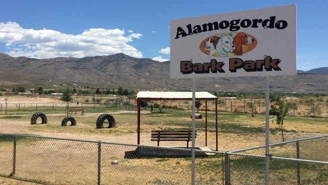 The City of Alamogordo Bark Park will now be closed from 10 a.m. to noon on Mondays in order for city crews to maintain grounds and conduct routine lawn care.