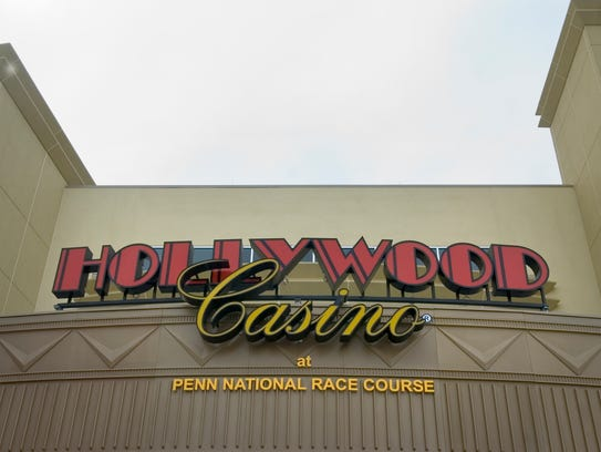 The Hollywood Casino at Penn National Race Course in
