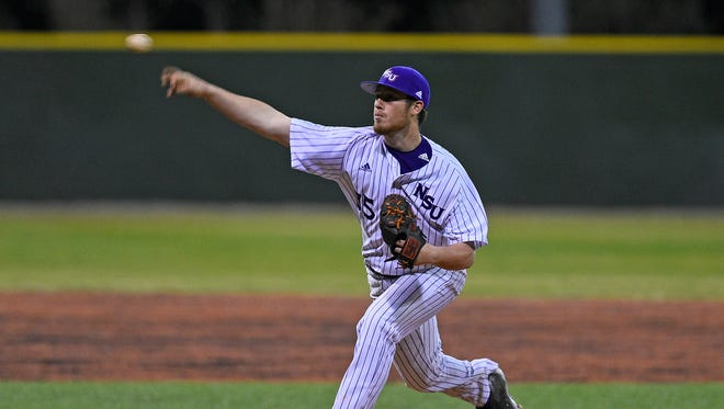 Adam Oller  had a strong outing for the Northwestern State Demons on Friday.