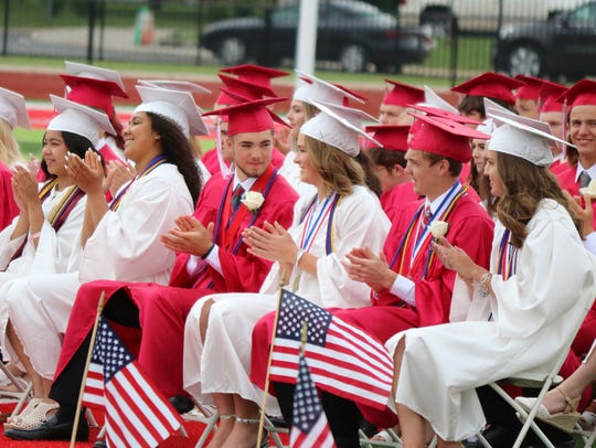 Port Clinton High School hosted its 134th Annual Commencement