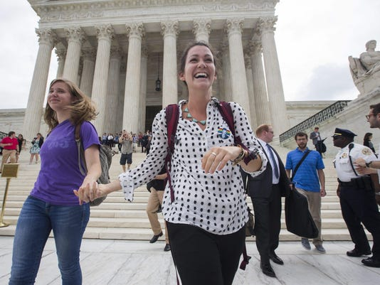 Supreme Court Rules in Favor of Gay Marriage