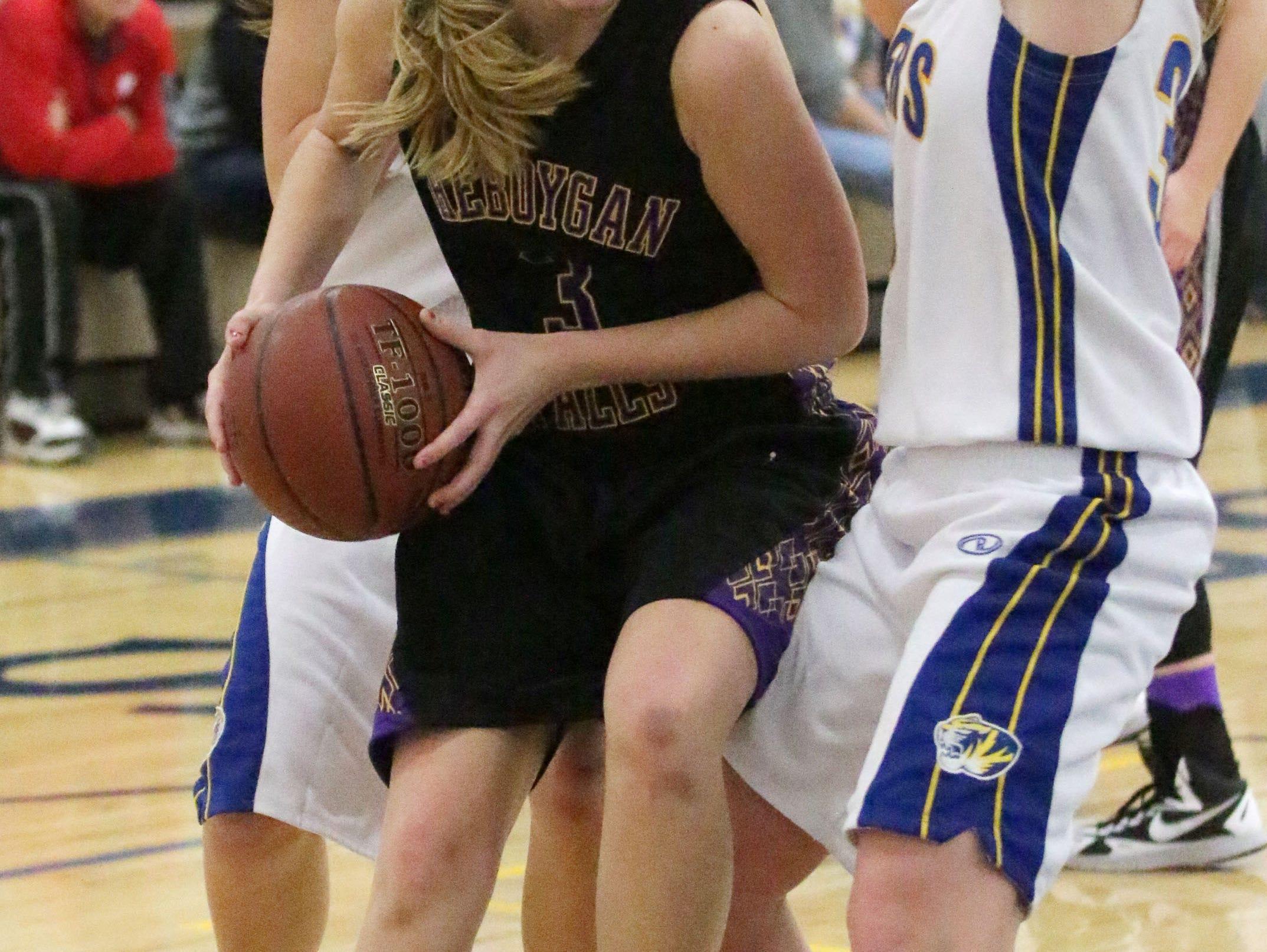 Senior Erika Van Engen was a first-team all-EWC selection last season.