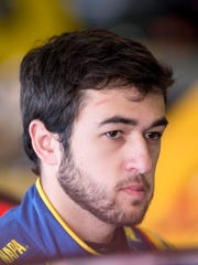 Chase Elliott was one of several drivers who struggled