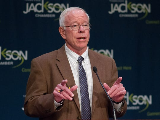 Jim Campbell, seen in this file photo, is the chairman of the JMCSS insurance committee.