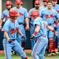 No. 7 Ole Miss gets what it needed from its doubleheader against No. 19 Georgia