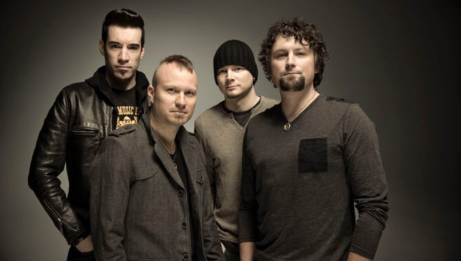 Theory of a Deadman will perform at Inn of the Mountain Gods Resort & Casino in Mescalero, N.M., on Thursday.