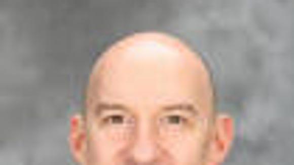 Minnesota volleyball coach Hugh McCutcheon.
