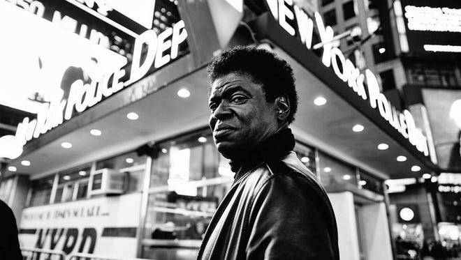 Charles Bradley and his band bring the soul music to The Side Bar Theatre on Tuesday night.