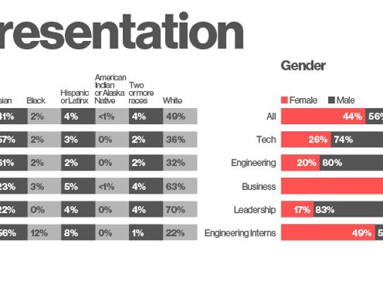 Pinterest's demographics in 2016