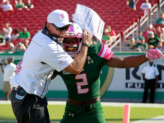 NCAA Football: Southern Methodist at South Florida