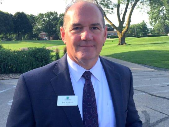 Cedar Rapids Mayor Ron Corbett