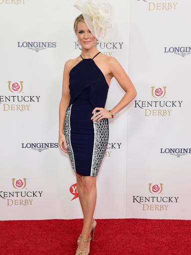 Megyn Kelly on the air, on the red carpet