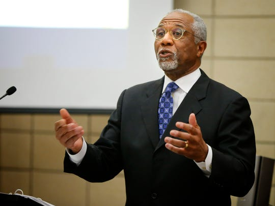 Des Moines Attorney Alfredo Parrish said he is reviewing the 2015 murder conviction of Antonio Hutchins, where fired criminalist Amy Pollpeter testified. Her social media posts describing her fear of black people may result in him seeking a new trial.
