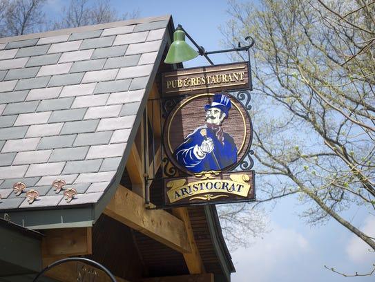 Hit Aristocrat Pub & Restaurant 7 to 10 a.m. May 19