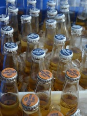 Plenty of beer on hand to help with a Cinco de Mayo celebration last year on Marco Island.