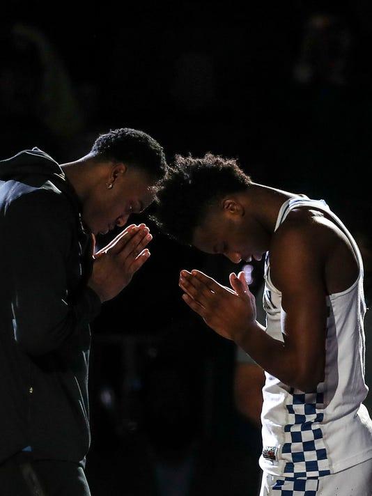 NCAA Sweet 16 - UK vs Kansas State