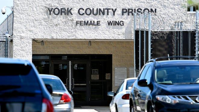 York County Prison in Springettsbury Township, Wednesday, Aug. 17, 2016.
