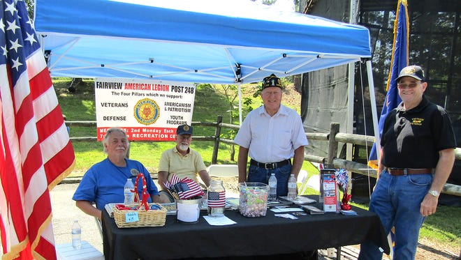 Members with Fairview American Legion Post 248 are seeking military and veteran organizations to participate in Fairview's first Veterans Day Parade.