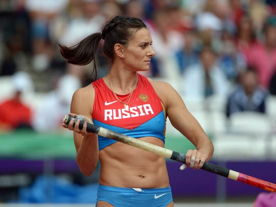 στίβος, ντόπινγκ, ολυμπιακοί αγώνες