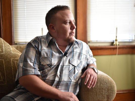 Transgender man denied surgery