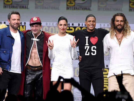 Comic-Con International 2017 - Warner Bros. Pictures Presentation
