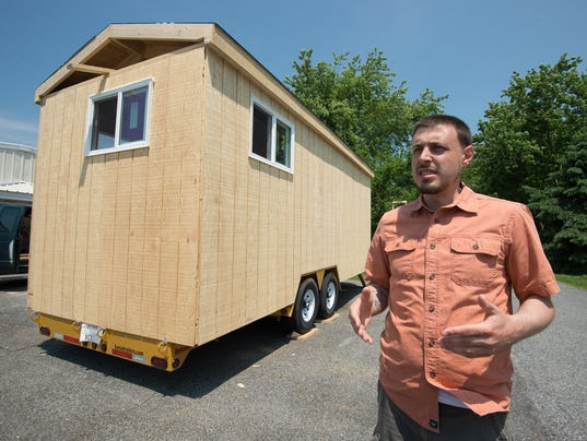 Dover 39 s tiny home project too much for neighbors for Tiny house nation where are they now