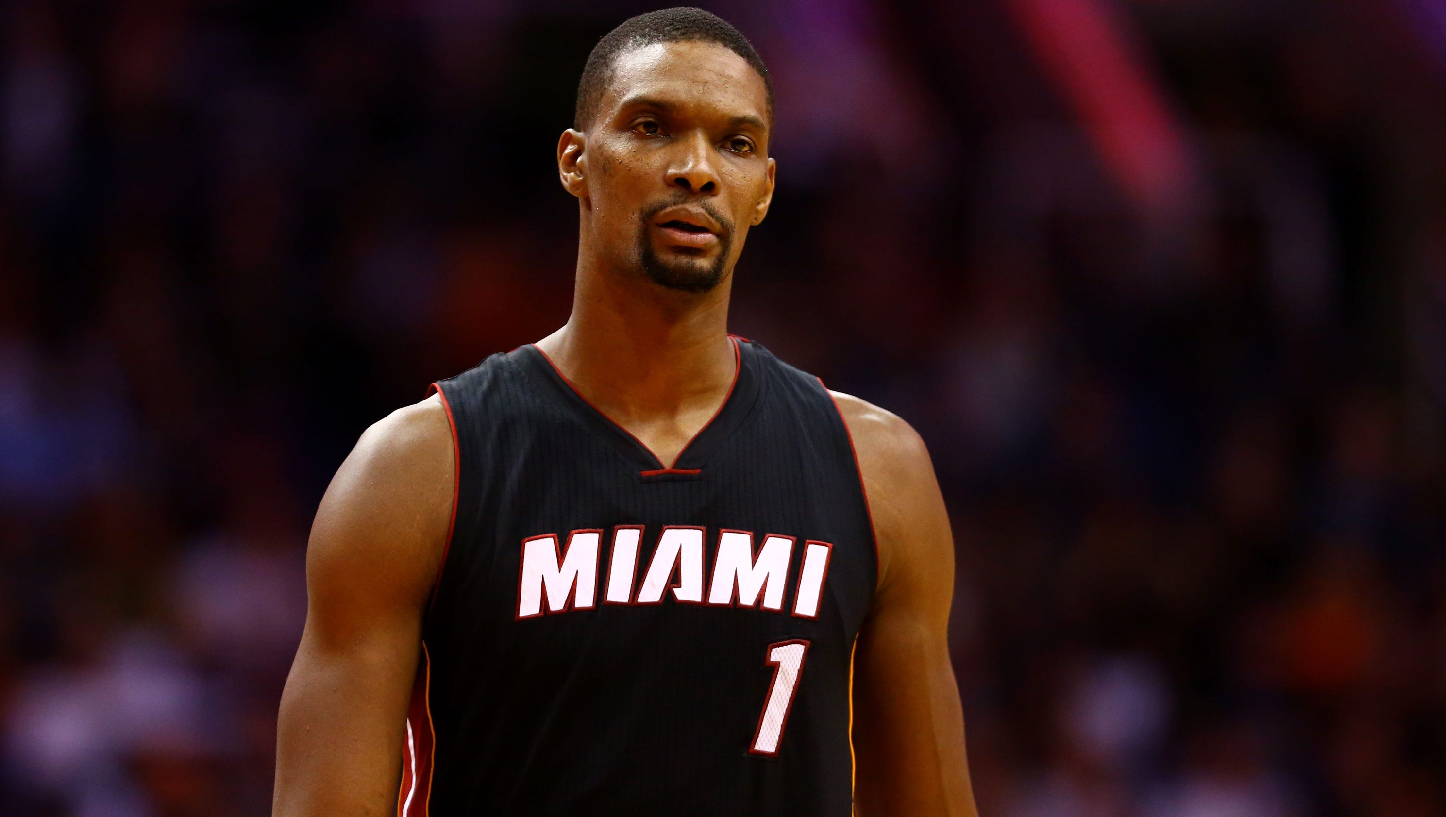 Miami Heat waive Chris Bosh