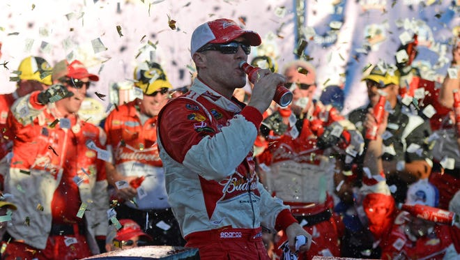Kevin Harvick has four victories this season, including last Sunday at Phoenix International Raceway.