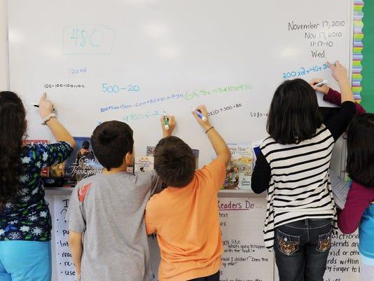 Math can-do: Column