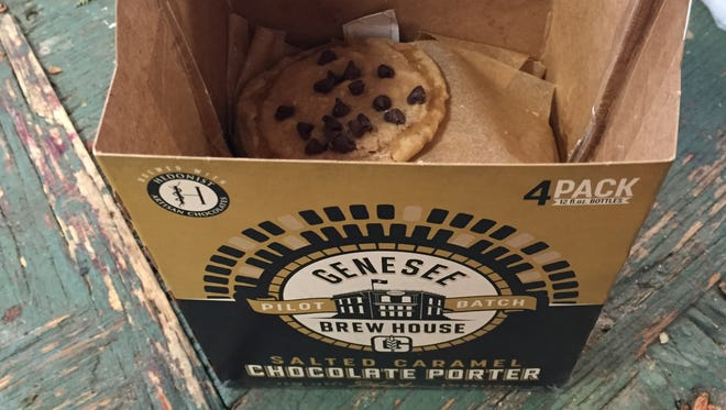 The winning cookies were packaged in a box from a four-pack.