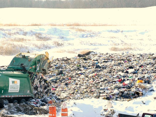 Lawmakers: Michigan landfills cannot be allowed to become a dumping ground for radioactive waste from other states.