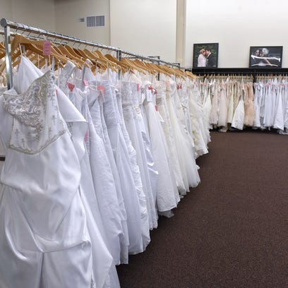 Budget bridal and accessory shop continues to grow