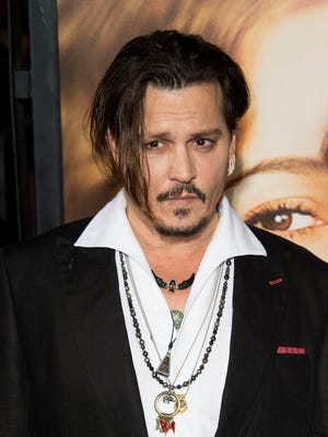 Johnny Depp is a 'Beast.'