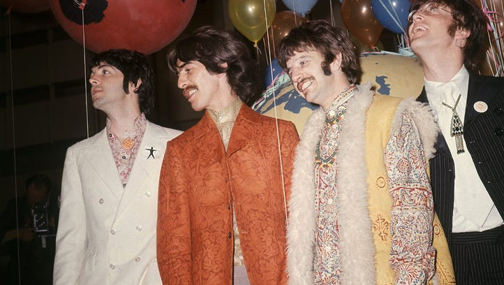 Game Changers: 'Sgt. Pepper' turns 50