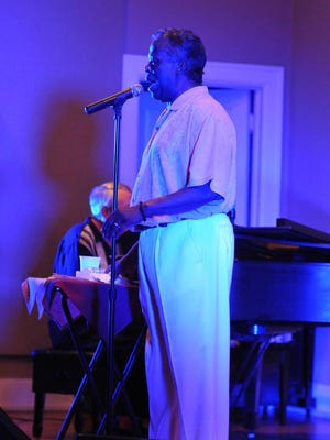 The Dwight Lenox Trio took the stage at The Lodge on Monday to celebrate the music of Sinatra.