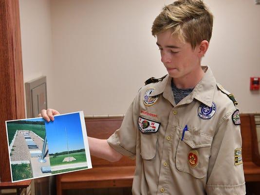 Eagle Scout Project 1