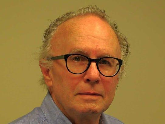 Ken Humiston is a coastal engineer in Naples
