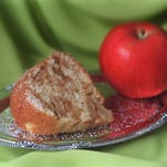 Apples also make a great addition to baked goods.