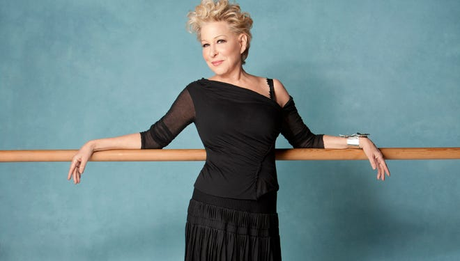 """Bette Midler has reissued her memoir, """"A View From A Broad."""""""