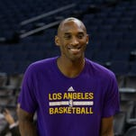 Los Angeles Lakers guard Kobe Bryant is now on his farewell tour.