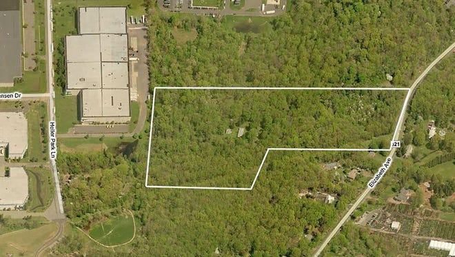 Bussel Realty Corp has sold 12 acres zoned for light industrial use in Franklin, Someset County.
