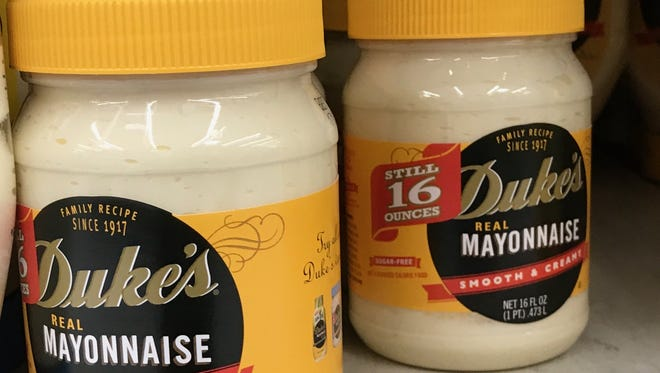 Duke's Mayonnaise has been dubbed the mayonnaise of the South.