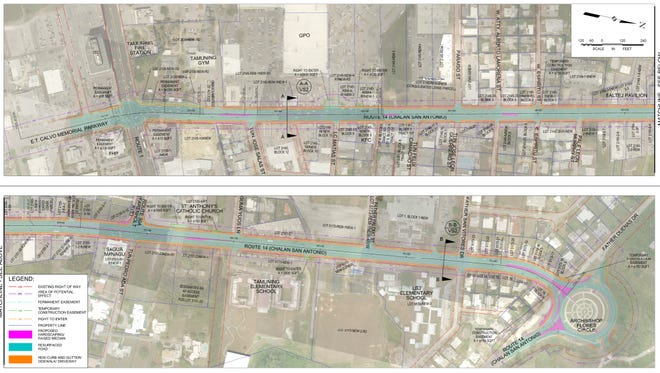 Residents can expect major road projects in the future as the Department of Public Works moves forward with its plans.