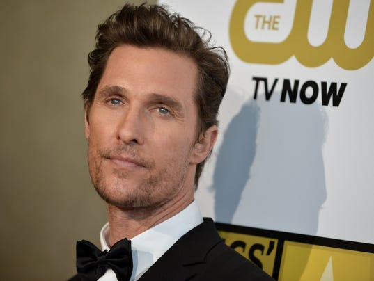 Lincoln McConaughey