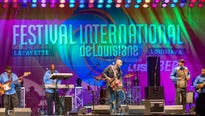 Find these exclusive specials at Festival International de Louisiane, artmosphere, hookah, reve coffee, carpe diem