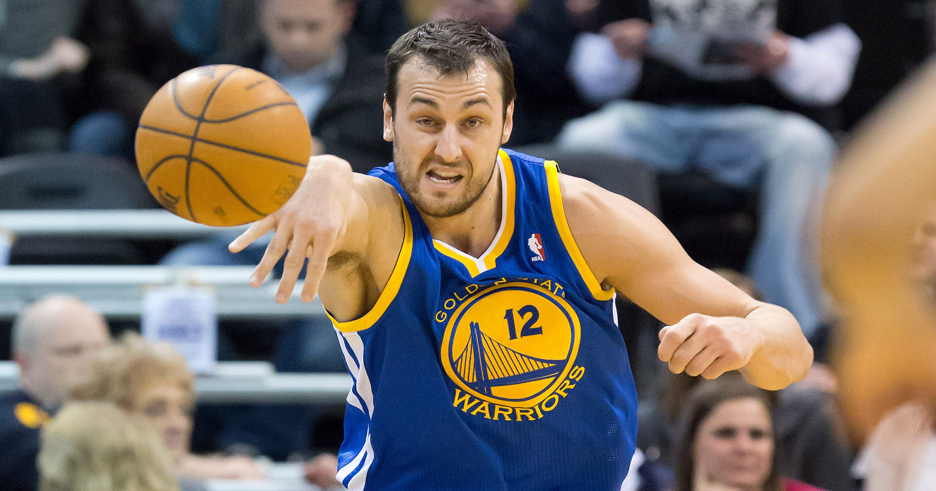 f38b3f6e6d71 Golden State Warriors  Andrew Bogut out with broken rib