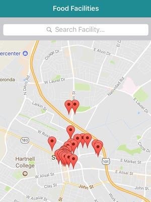 """The Monterey County Health Department Environmental Health Bureau hasreleaseda new phone app """"MC Food Inspection Findings"""" that will help the public be more informed about restaurants and food facilities."""