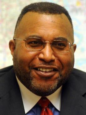 former Shreveport Mayor Cedric Glover